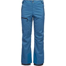 Black Diamond Boundary Line Spodnie izolacyjne Mężczyźni, niebieski